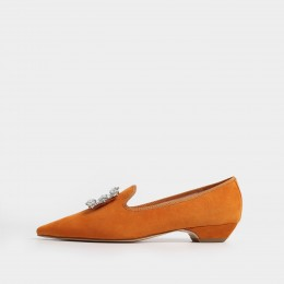 MELANI Pointy Loafers