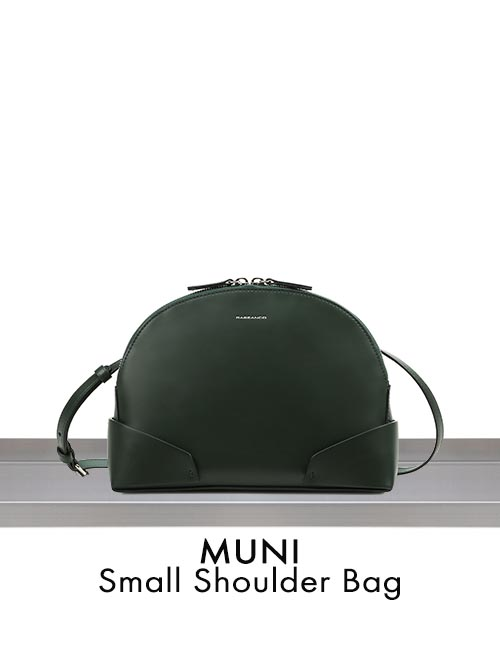 MUNI Small Shoulder Bag
