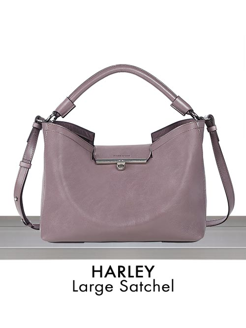 HARLEY Large Satchel