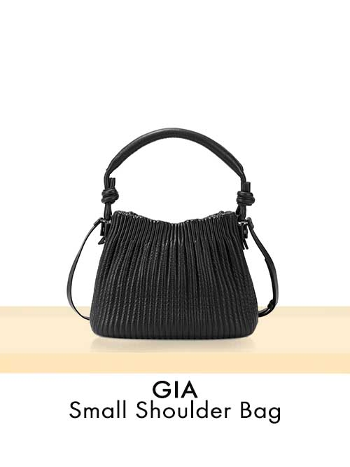 GIA Small Shoulder Bag