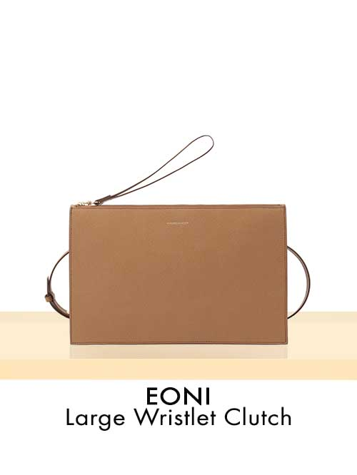 EONI Large Wristlet Clutch