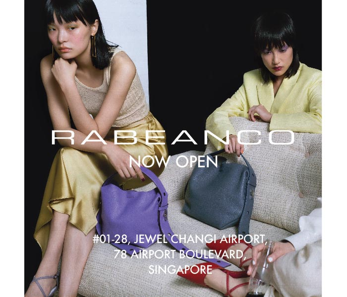 RABEANCO in Jewel, Airport, Singapore
